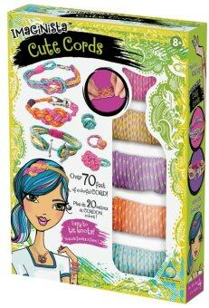 Harga The Orb Factory Imaginista Cute Cords Craft