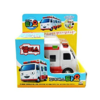 Harga ?Tayo The Little Bus Toys Alice