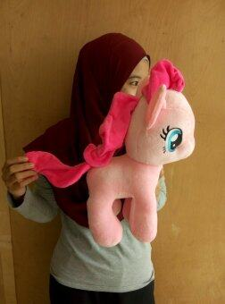 Harga My Little Pony Large Size 40cm x 40cm (Pink)