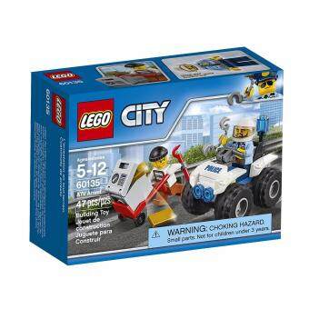 Harga 60135 LEGO CITY POLICE ATV ARREST-17