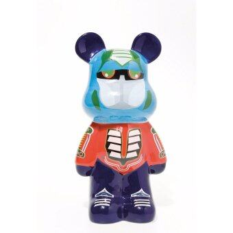 Harga KARE Funky Bear Piggy Bank Home Decoration 30095 (Assorted Colour)