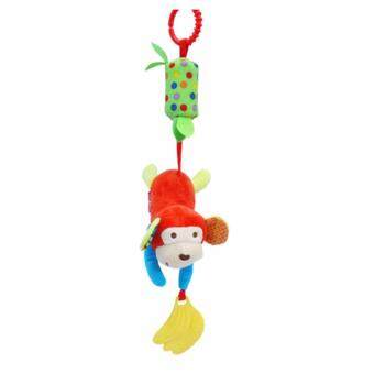 Harga Baby Hand Rattle / Stroller And Cot Hanging Toy SKK Monkey (CC-11)