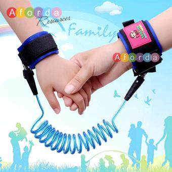 Harga Aforda Resources Baby Child Anti Lost Wrist Link Safety Harness Strap Rope Leash Walking Hand Belt