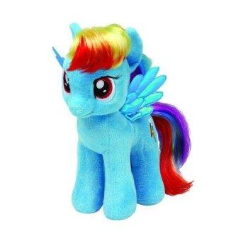 Harga My Little Pony Small Plush Toy Rainbow Dash (Blue)
