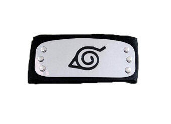 Harga niceEshop Fashion Uchiha Itachi Akatsuki Ninja Headband Anime Cosplay Prop
