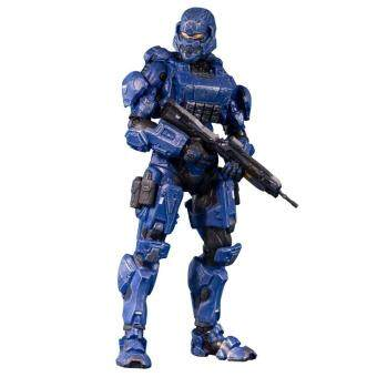 Harga Halo 4 Series 1 Extended Edition Spartan Action Figure (Blue)