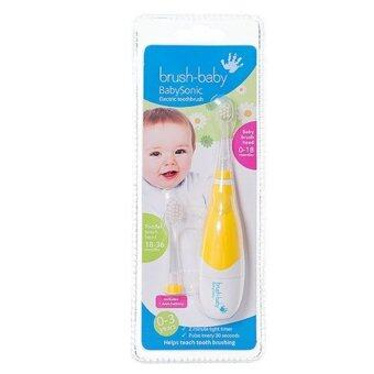 Harga Brush Baby BabySonic Electric Toothbrush