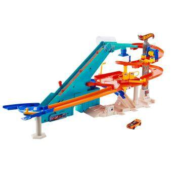 Harga Hot Wheels® Motorized Mega Garage