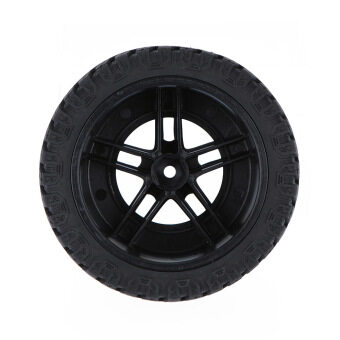 Harga 4Pcs/Set 1/10 Short Course Truck Tire Tyres for Traxxas HSP Tamiya HPI Kyosho RC Model Car