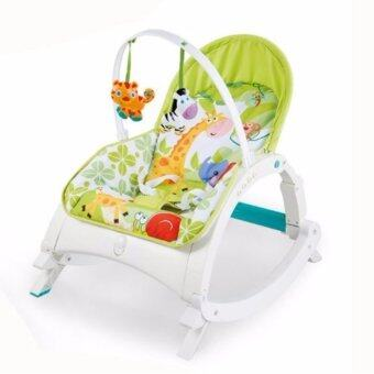 Harga 2 IN 1 TODDLER PORTABLE ROCKER