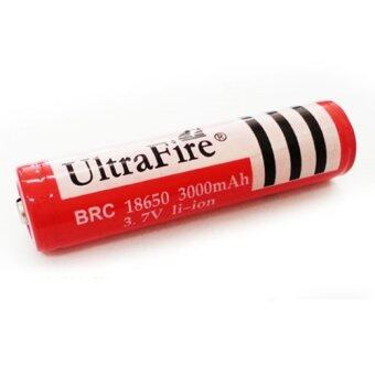 Harga Ultrafire 3.7V 1100mAh Li-Ion Battery (Integrated with protection circuit)
