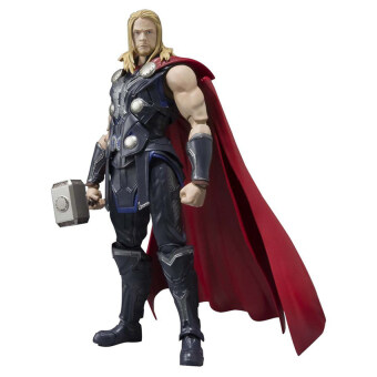 Harga 16cm SH Figuarts Avengers Super Hero Thor Movable ABS PVC PaintedAction Figure