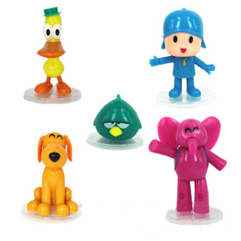 Harga Pocoyo And Friends Model / Cake Topper