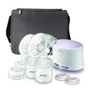Harga Avent Comfort Double Electric Breast Pump