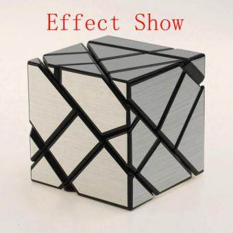 Harga Z-Stickers 60mm 3x3x3 PVC Magic Cube Stickers for Skewb Ghost Cube Speed Cubes