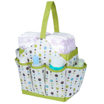 Harga Autumnz Portable Diaper Caddy (Lime)