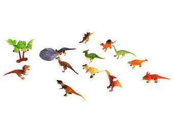 Harga 12pcs Mini Dinosaur Figure Toys Kids Educational Toy Children Gift