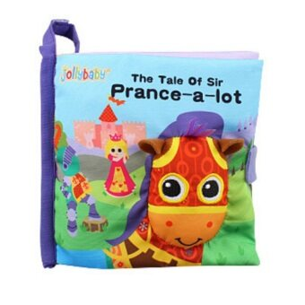 Harga Jollybaby The Tale Of Sir Prance-A-Lot Cloth Book
