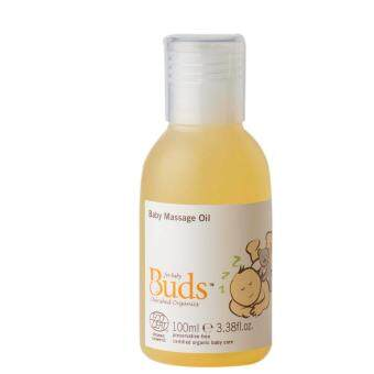 Harga Buds Cherished Organics Baby Massage Oil 100ml