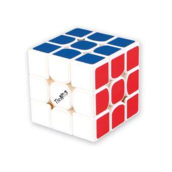 Harga MOON STORE 3x3 Speed Cube White Valk3 Magic Cube Puzzles