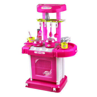 Harga Gadgetbin Children Kitchen Playset