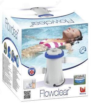 Harga Bestway Flowclear Pool Filter Pump