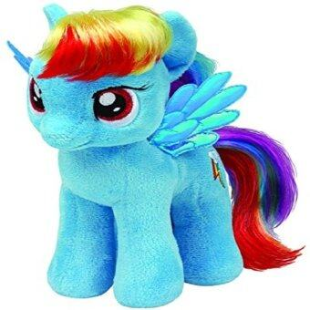 Harga Babies My Little Pony - Rainbow Blue