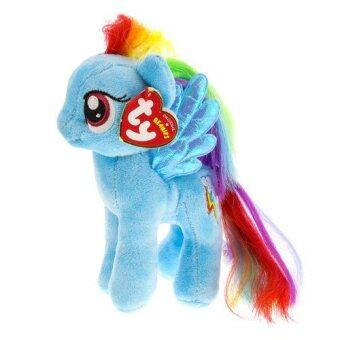 Harga My Little Pony Rainbow Dash (Blue)
