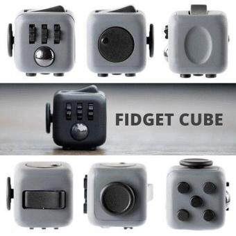 Harga Fidget Cube Decompression Magic Cube for Diy Puzzle Creative Toys