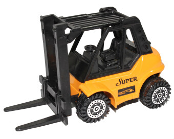 Harga Kids Metal Construction Vehicle Toy Alloy Machineshop Truck Forklift Model