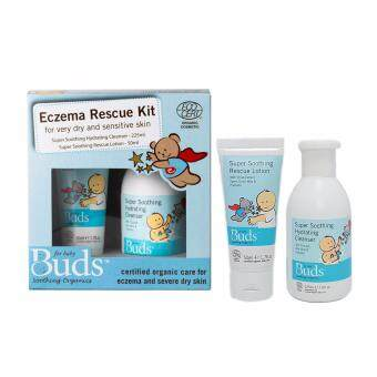 Harga Buds Soothing Organics Eczema Rescue Kit