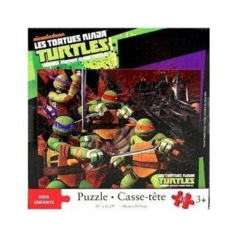 Harga Teenage Mutant Ninja Turtles Puzzle [48 Pieces]
