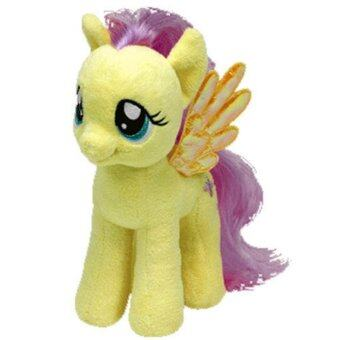 Harga My Little Pony Yellow Fluttershy Plush Toy Stuffed Toy Doll
