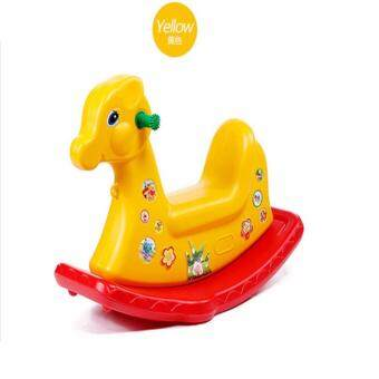 Harga Rocker Kid Deer Yellow Color Horse