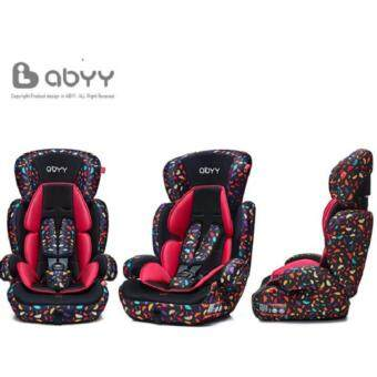 Harga ABYY All-In-One Safety Car Seat (9 months-12 years old)