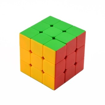 Harga 3x3x3 Magic Rubik's Cube ( Multicolor)