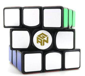 Harga Gan 356s 3X3 Competition Rubik's Cube Black Magic Cube