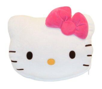 Harga Zoobies Hello Kitty Zoobies Pillow toy Blanket Toys , Washable ,Stuff toys. Animal toys, Bag/Toys