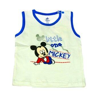 Harga Disney Baby Mickey Cotton Newborn Singlet Tee