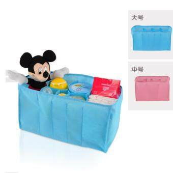 Harga 3 pieces Mama Bag Compartment Baby Diaper Nappy Storage Organizer