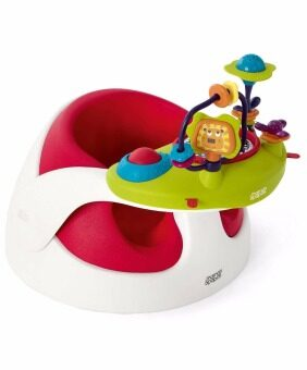 Harga Mamas and Papas Baby Snug With PlayTray (Red)