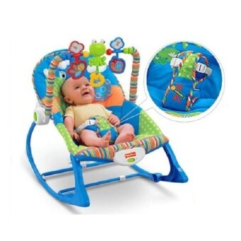 Harga Newborn to Toddler Baby Rocker - New