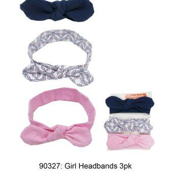 Harga Yoga Sprout Baby Girls Bow Headbands