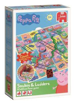 Harga Peppa Pig Giant Snakes & Ladders Game