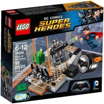 Harga Lego DC Comics Super Heroes 76044 Clash of the Heroes (Batman & Superman)