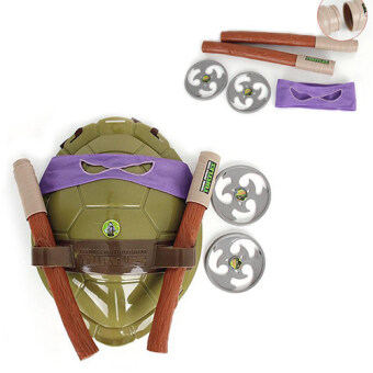 Harga New Ninja Turtles Weapons Toys Kids Birthday Gifts(Purple)