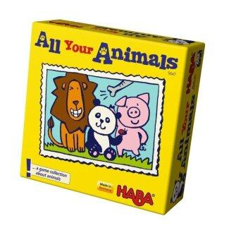 Harga HABA All Your Animal (5647)