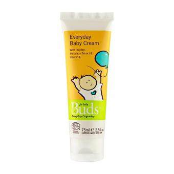 Harga Buds Everyday Organics: Baby Cream 75ml