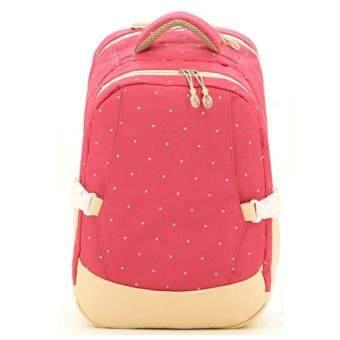 Harga Multi function Baby Diaper Bag Mama Organizer Bag backpack (Pink)