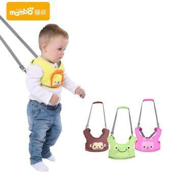 Harga Mambobaby toddler baby harness leash backpack learning walking assistant belt stick wings anti lost child walker feeding chair